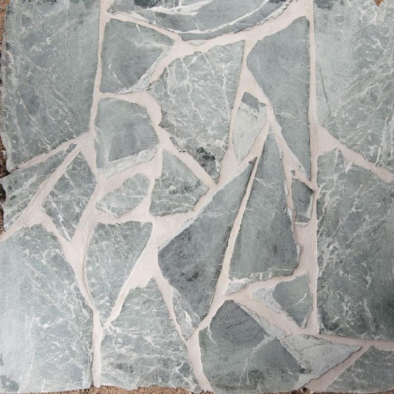 pierres marbre vert millau