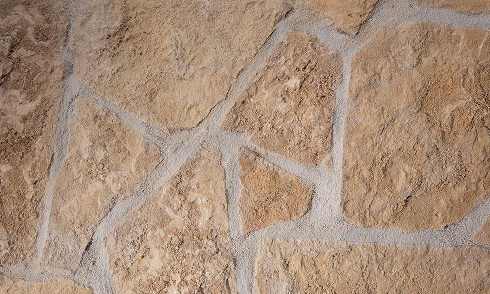 pavés opus calcaire