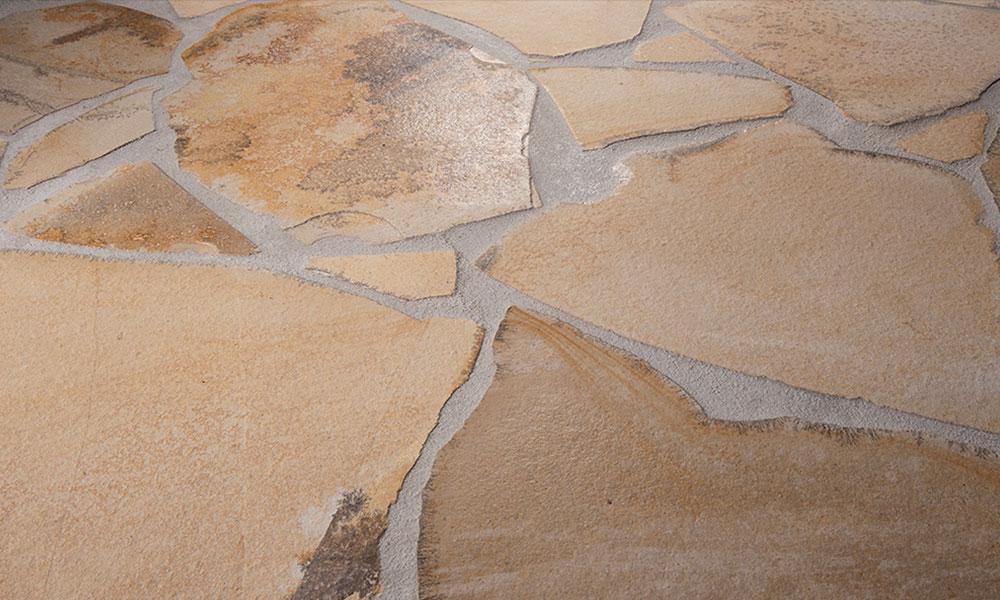 pose amenagement pierre naturelle calcaire