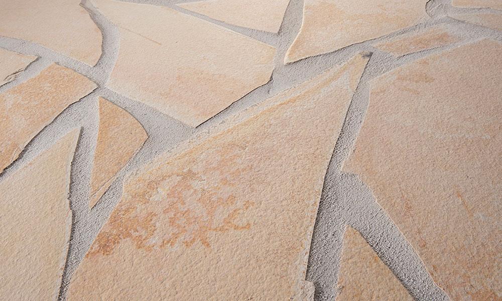 pierre naturelle calcaire pavés