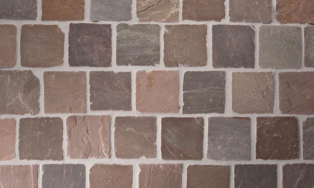 pierre calcaire pavés