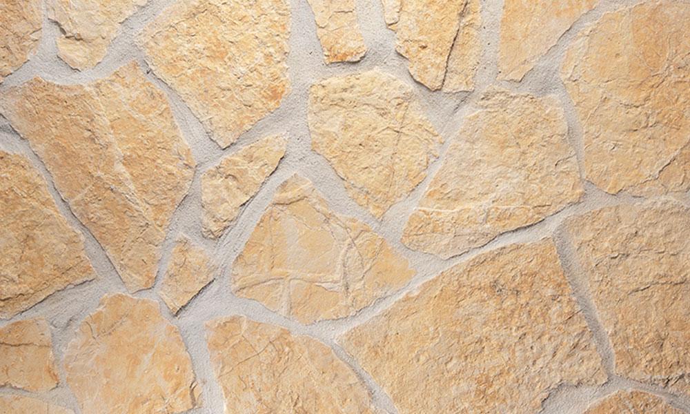 pierre calcaire ocre artisanat