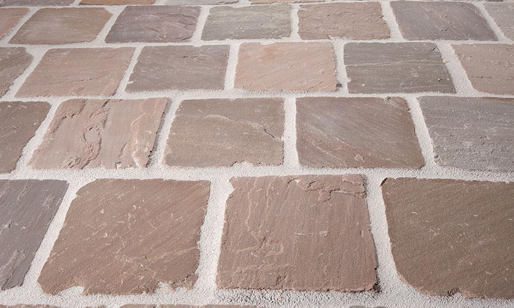 pierre naturel pavés allées garage