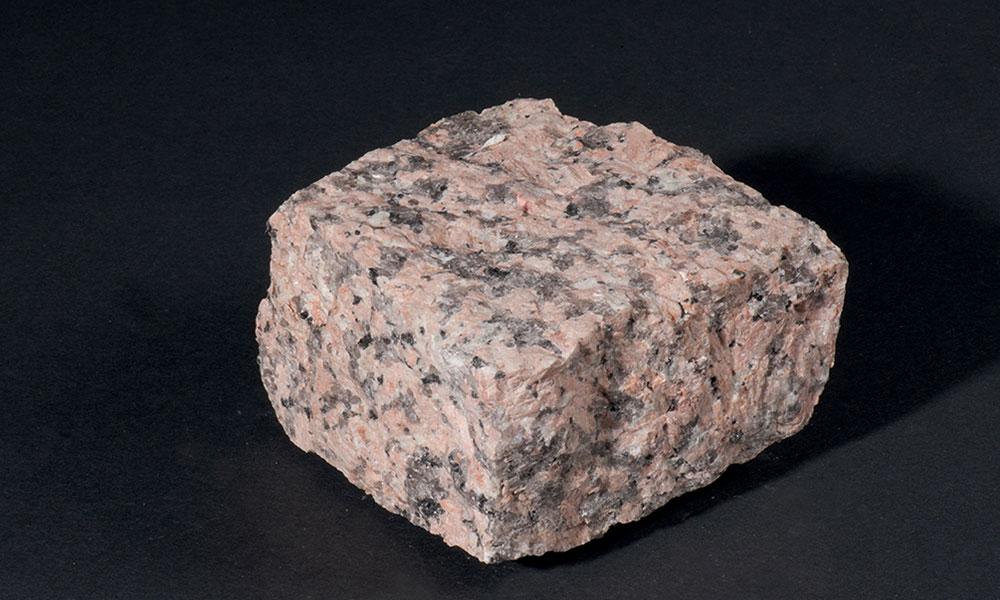pavés granits rose qualité millau