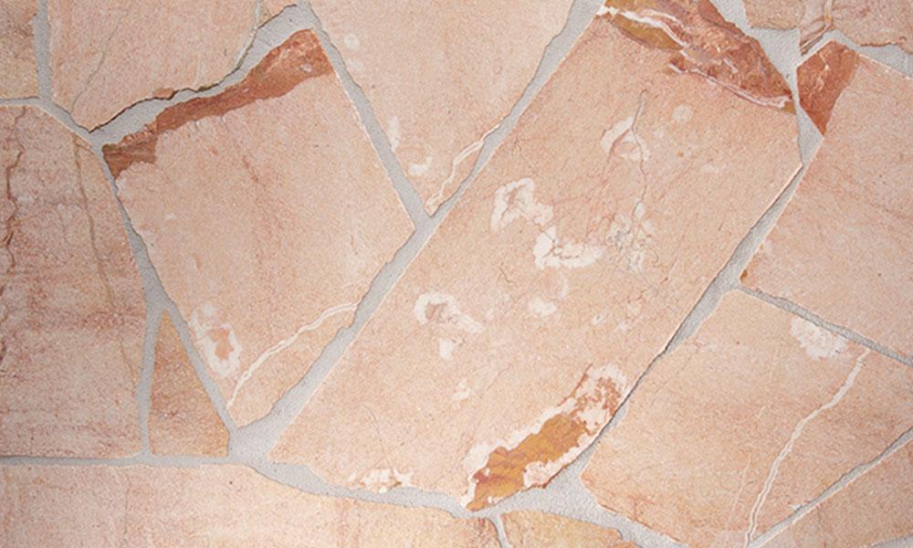 pierre granit rose amenagement