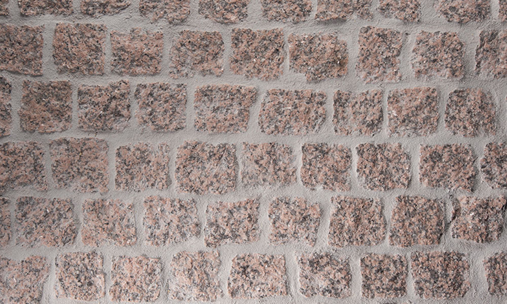 marbres rose pavés millau