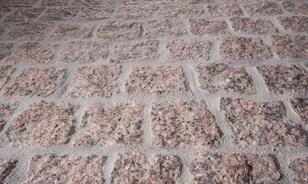 marbres pavés amenagement